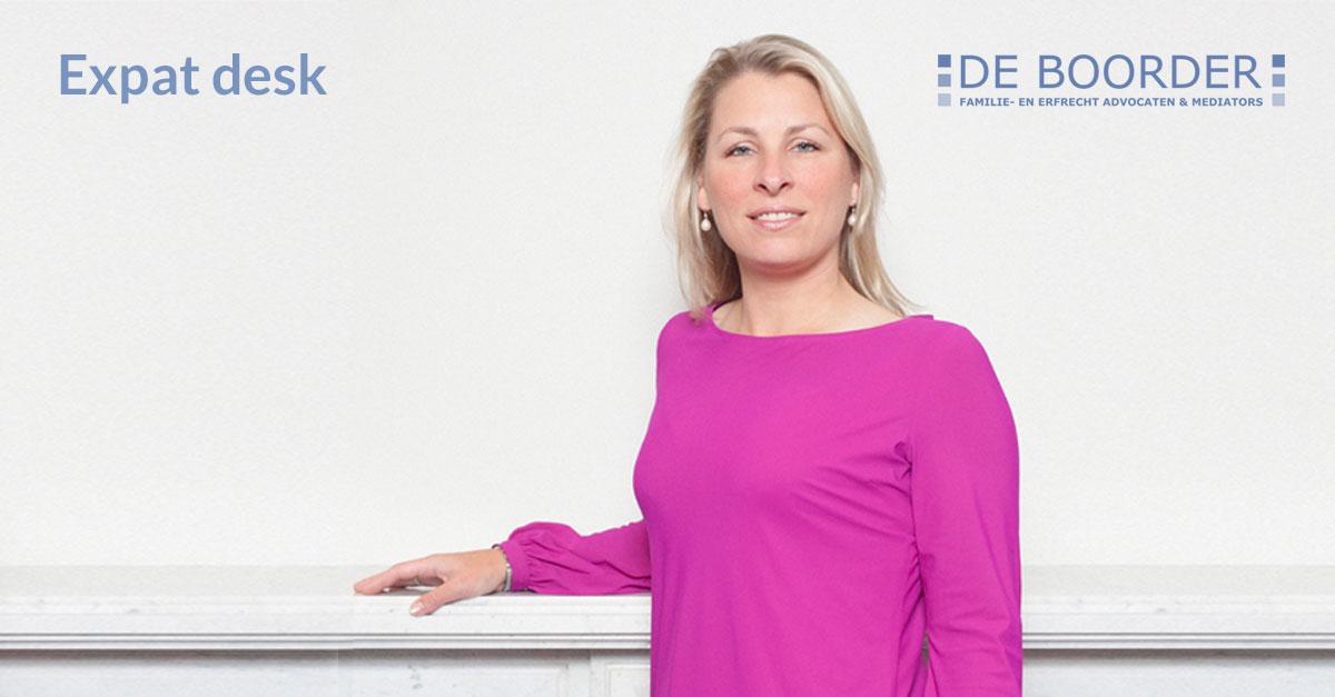 Expat Desk - De Boorder advocaten Amsterdam